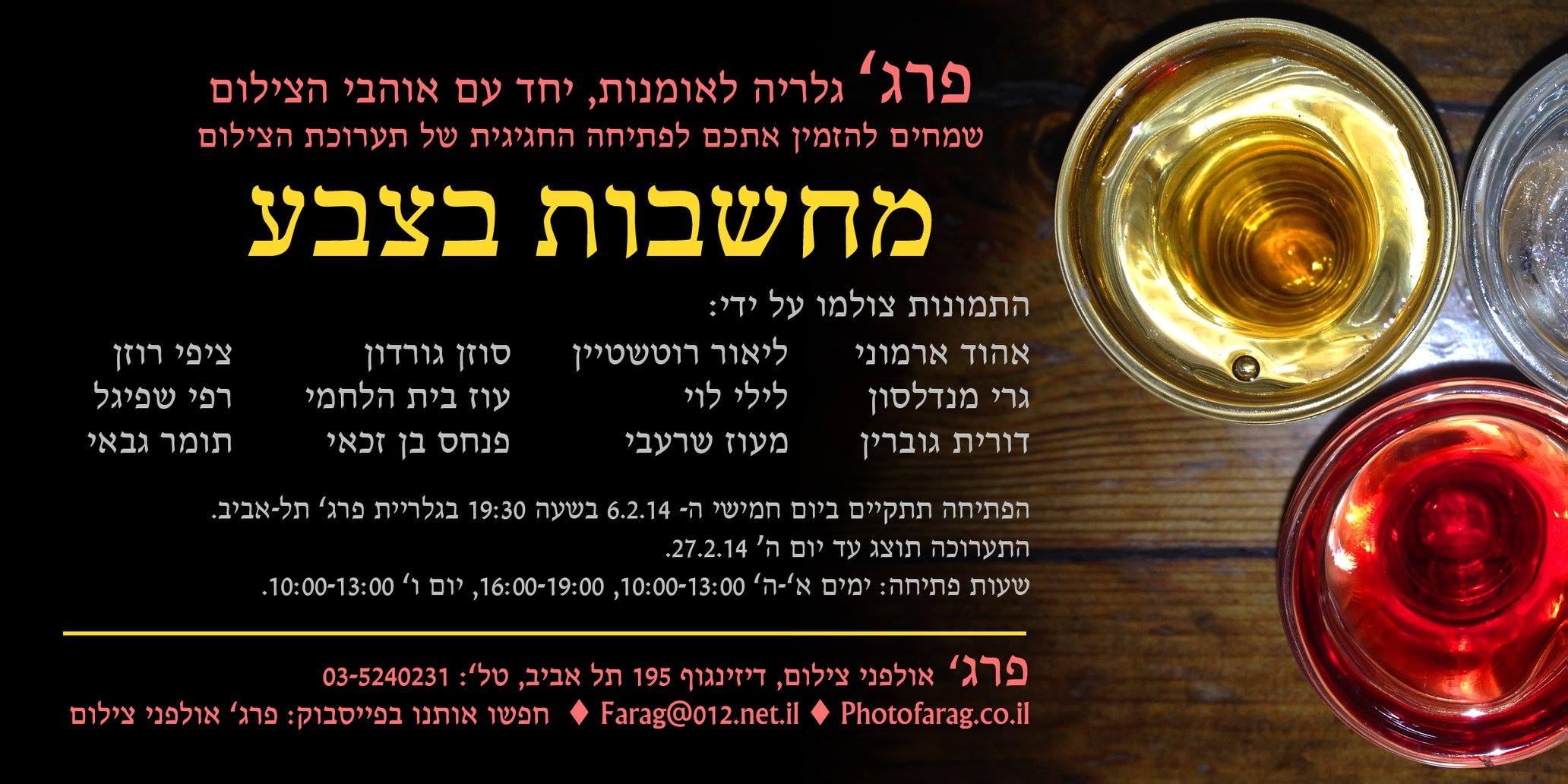 exhibition farag 06.02.2014