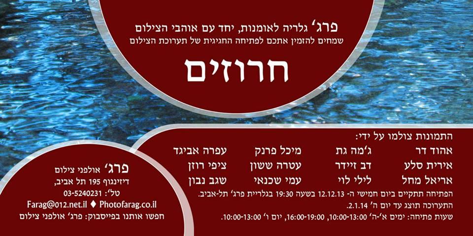 exhibition farag 12.12.2013